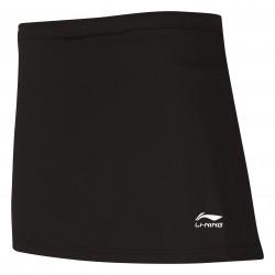 Dámska Bedmintonová sukňa Li-Ning Silver čierna