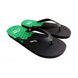 Žabky Li-Ning pánske čierno - zelené