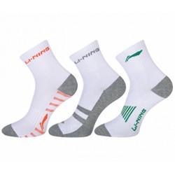Ponožky Li-Ning pánske - 3 balenie