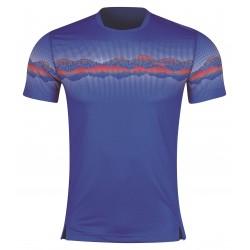 Bedmintonové tričko Li-Ning Sky Hook modré