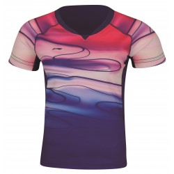 Pánske Bedmintonové tričko Li-Ning Sudirmann Cup
