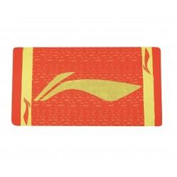 Športový uterák na ruky Li-Ning oranžový