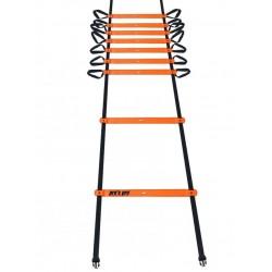 Koordinačný rebrík 4 m oranžový