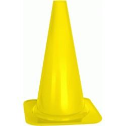 """Značkovací kužeľ Profi 15 """" (38 cm) žltý"""