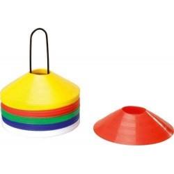 Označovacie disky - set 50 ks rôzne farby