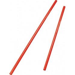 Prekážková tyč ku kužeľom červená 1 ks